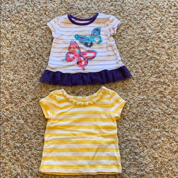 b119482ef Children's Place Shirts & Tops | Lot Of 2 Girls Childrens Place 69 ...